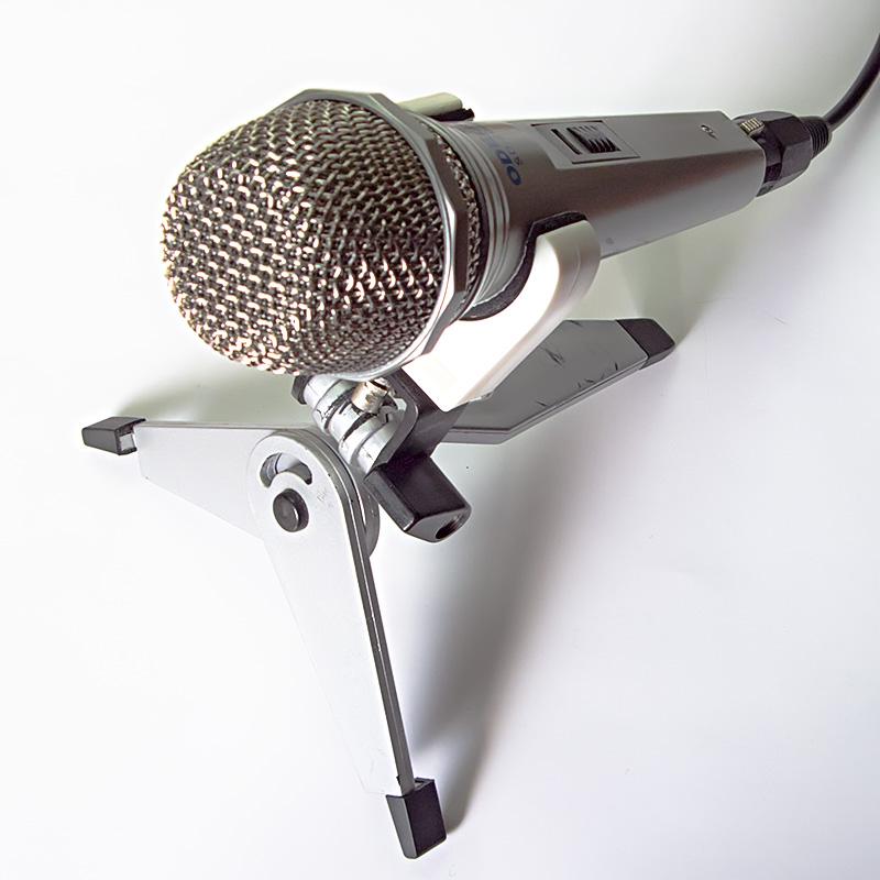 Как подключить динамический микрофон к компьютеру 3