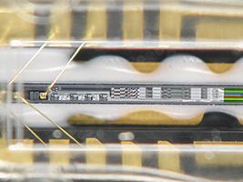 В каких современных радиодеталях есть золото, драгмет с помойки, electronic components with gold