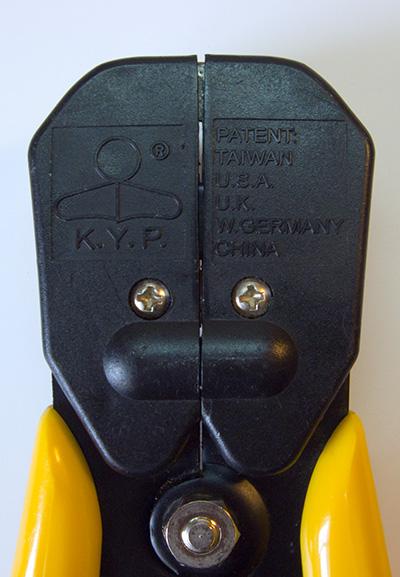 Проводов зачищатель ручной, как краб с клешнями, лучший способ удалить изоляцию - Wire Stripper K.Y.P.