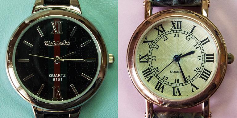 Женские стрелочные кварцевые на батарейке наручные часы с Алиэкспресса