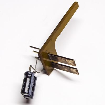 Приспособление универсальное самодельное для измерения ёмкости конденсаторов