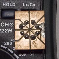 Приспособление для мультиметра для удобства тестирования транзисторов своими руками, transistor tester for multimeter