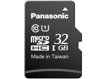 Panasonic Consumer Plus PE, PT microSD