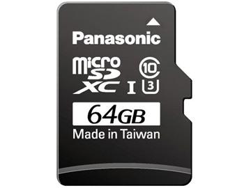 Panasonic Consumer Plus LE, TЕ, TT microSD MLC