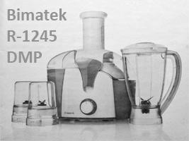 Соковыжималка и кухонный процессор bimatek r-1245 как устроена, что внутри, доработки, озыв и оценка качества, DIY rework
