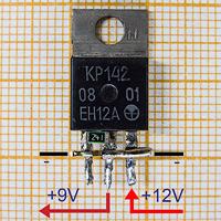 крен12а сверхкомпактная пайка без платы навесным монтажом с помощью чип деталей
