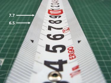 Как определить ГРИП - глубину резкости - объектива фото- видеокамеры с помощью линейки или рулетки